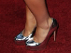 Anna Paquin in Brian Atwood MANIAC Pumps