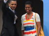 Michelle Obama in MARC by Marc Jacobs
