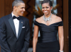 Michelle Obama in Ralph Lauren Collection