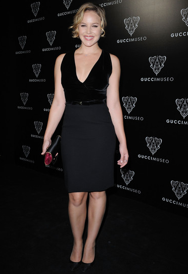 Abbie Cornish in Gucci | Gucci Museum Opening