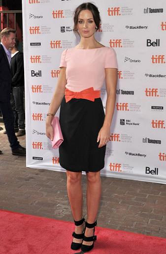 Emily Blunt in Prada | 2011 TIFF Premiere - 'Your Sister's Sister'