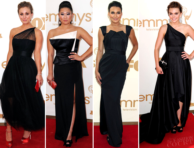Emmy Awards Fashion: All Black Everything