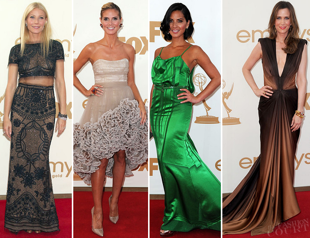 Emmy Awards Fashion: The Hits and Misses