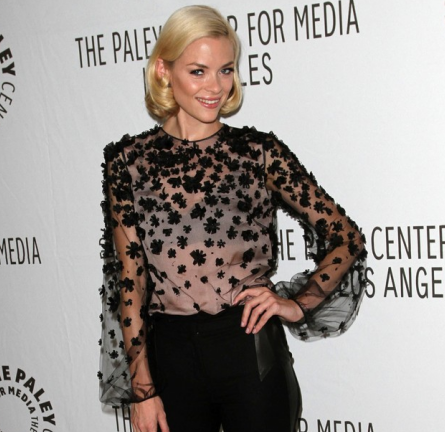 Jaime King in Prabal Gurung | PaleyFest CW Fall Preview Party
