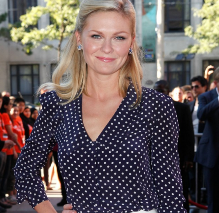 Kirsten Dunst in Chanel and Prada | 2011 TIFF Premiere - 'Meloncholia'