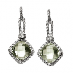 David Yurman 'Cushion on Point' Earrings