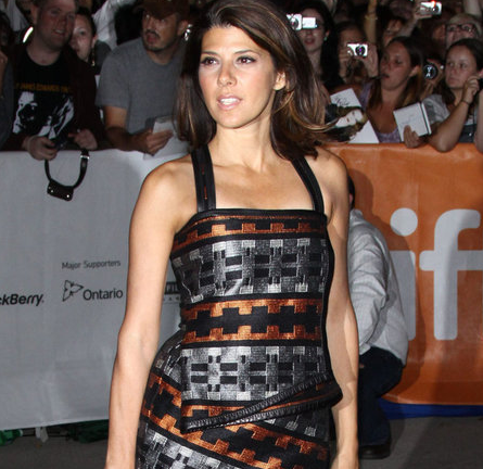 Marisa Tomei in Proenza Schouler | 2011 TIFF Premiere - 'The Ides of March'
