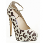 Brian Atwood 'Zenith' Pony Print Pumps