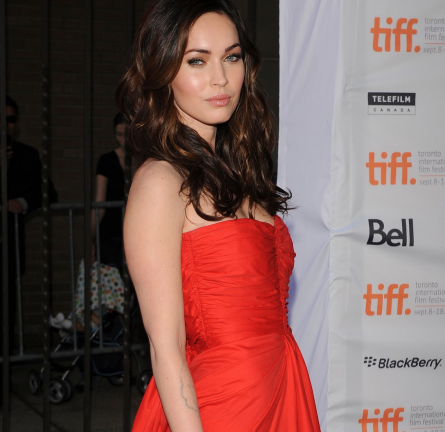 Megan Fox in Thakoon | 2011 TIFF Premiere - 'Friends with Kids'