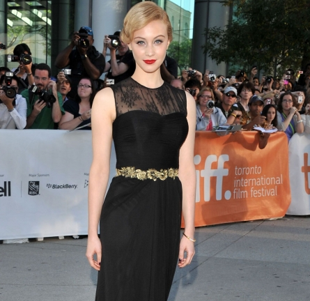 Sarah Gadon in Jason Wu | 2011 TIFF Premiere - 'A Dangerous Method'