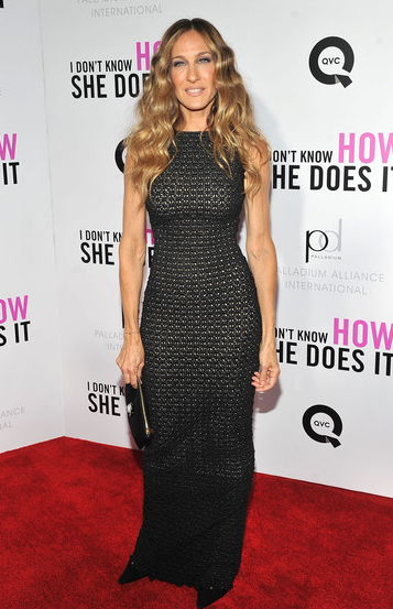 Sarah Jessica Parker in Antonio Berardi | 'I Don't Know How She Does It' Premiere
