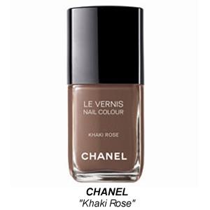 Chanel 'Khaki Rose' Nail Lacquer