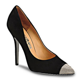 Salvatore Ferragamo Fall 2011 Cap Toe Pumps