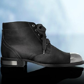Chanell Fall/Winter 2011 Lace Up Ankle Boots