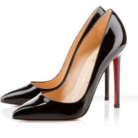 Christian Louboutin Point Toe PIGALLE Pumps