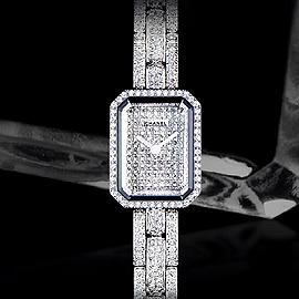 Chanel Fine Jewelry - Première Pave All Diamond Watch
