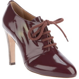 Chloe Lace-Up Shoe Boot
