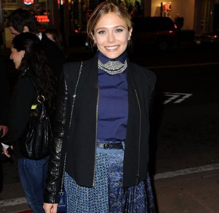 Elizabeth Olsen in Preen   'Martha Marcy May Marlene' Mill Valley Film Festival