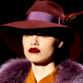 Gucci Fall 2011 RTW Hat