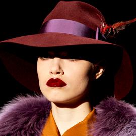 Gucci Fall 2011 RTW Hat