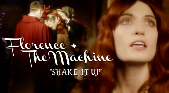 Florence Welch wears Valentino and Elie Saab in new music video!
