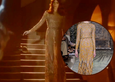 Valentino Fall 2011 Haute Couture | Florence + The Machine 'Shake It Up'