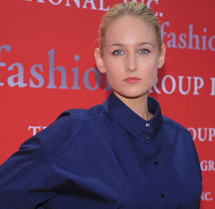 Leelee Sobieski in Jil Sander | Fashion Group International's 28th Annual Night Of Stars