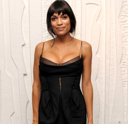Rosario Dawson in Calvin Klein | Calvin Klein Collection Design Museum Dinner