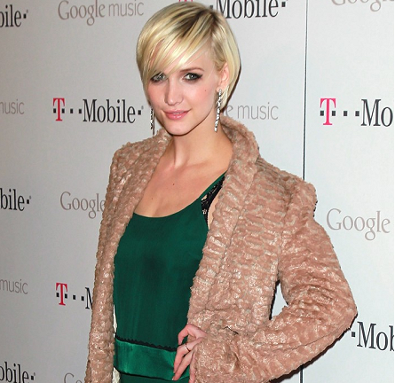 Ashlee Simpson in Alice + Olivia | T-Mobile's Google Music Launch