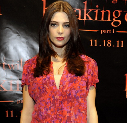 Ashley Greene in Joie | 'The Twilight Saga: Breaking Dawn – Part 1' Concert Tour – San Francisco