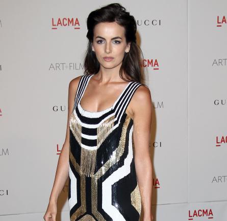Camilla Belle in in Gucci | LACMA Art + Film Gala presented by Gucci