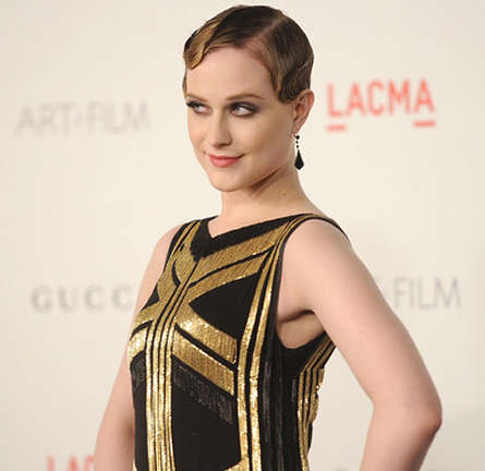 Evan Rachel Wood in Gucci | LACMA Art + Film Gala presented by Gucci