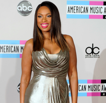 Jennifer Hudson in Jenny Packham | 2011 American Music Awards