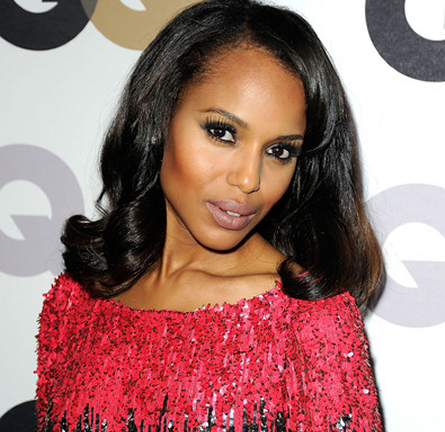 Kerry Washington in Prabal Gurung   16th Annual GQ Men Of The Year Party