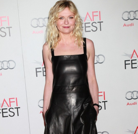 Kirsten Dunst in Derek Lam | AFI FEST 2011 - LA Times Young Hollywood Roundtable