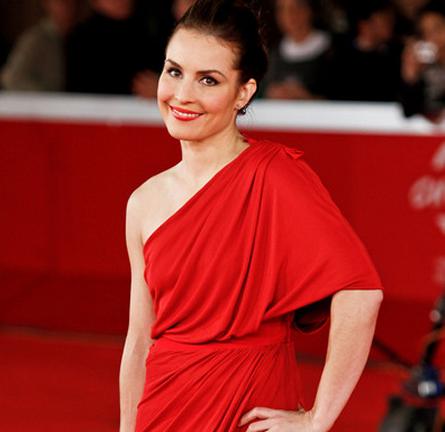 Noomi Rapace in Giambattista Valli | 2011 Rome Film Festival Premiere - 'Babycall'