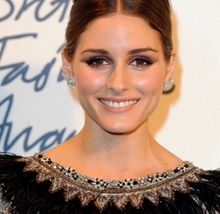 Olivia Palermo in Matthew Williamson | 2011 British Fashion Awards