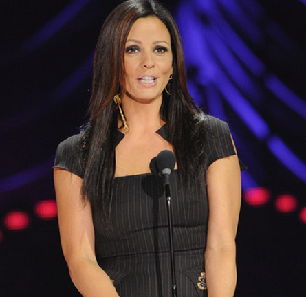 Sara Evans in Mandalay | 2011 CMT Artists Of The Year