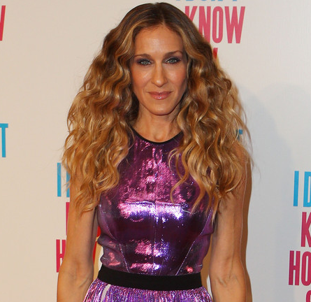 Sarah Jessica Parker in Prabal Gurung | 'I Don't Know How She Does It' Melbourne Premiere