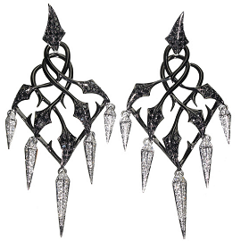 Stephen Webster Fly by Night Cascade Earrings