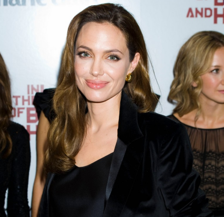 Angelina Jolie in L'Agence   'In The Land of Blood and Honey' Marie Claire Screening
