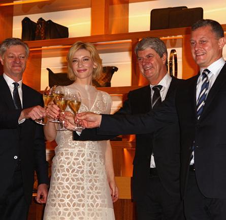 Cate Blanchett in Louis Vuitton | Sydney Louis Vuitton Maison Opening