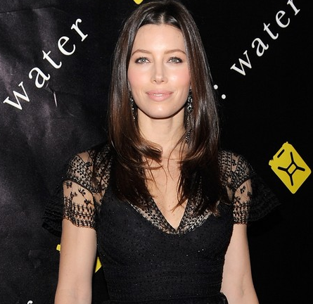 Jessica Biel in Valentino | 6th Annual Charity: Ball Benefiting charity:water