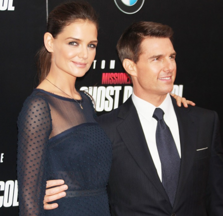 Katie Holmes in Holmes & Yang   'Mission: Impossible – Ghost Protocol' NY Premiere
