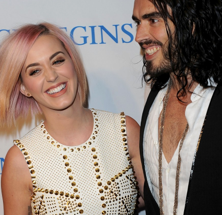 Katy Perry in Versace | 2011 'Change Begins Within' Benefit Celebration