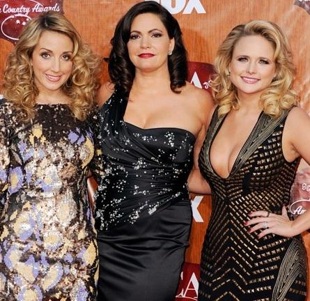 Miranda Lambert in Naeem Khan | American Country Awards 2011
