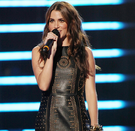 Nikki Reed in Versace for H&M, Lanvin & More!   28th Elite Model Look World Final
