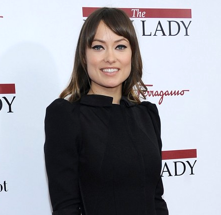 Olivia Wilde in Dolce & Gabbana   'The Iron Lady' NY Premiere