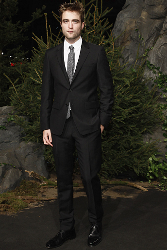 Robert Pattinson in Seize sur Vingt | 'The Twilight Saga: Breaking Dawn - Part 1' Berlin Premiere