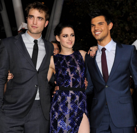 "2011 Style Verdicts: Best Dressed Ensemble - The Cast of ""Breaking Dawn"""